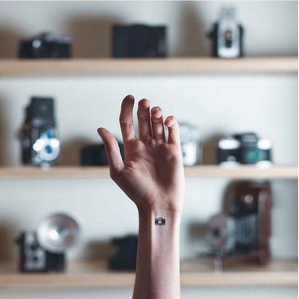 Stylish Small Tattoo Ideas and Inspiration | POPSUGAR Fashion