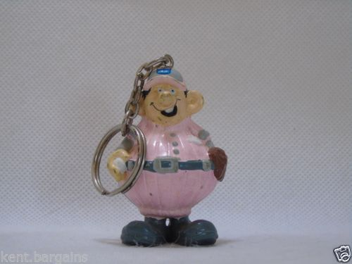 Super-Rare-Scooter-Mascot-Pvc-Figure-Keyring-1989-27-years-old-7CM