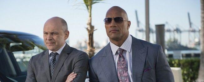 Critique de #Ballers, nouvelle série HBO dans le monde du sport américain avec Dwayne Johnson #TheRock