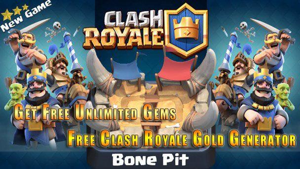 Clash Royale gem glitch