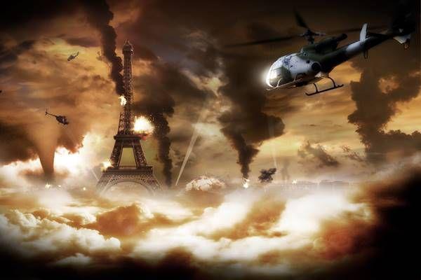 Nostradamus megjósolta a francia tragédiát! Jóslata szerint elkezdődött a 3. világháború!
