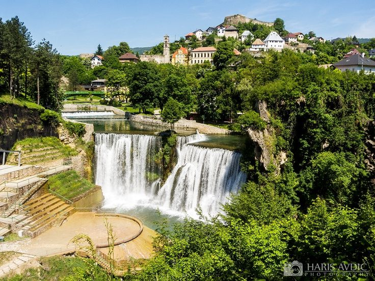 Jajce - Jajce was first built in the 14th century and served as the capital of the independent Kingdom of Bosnia during its time.