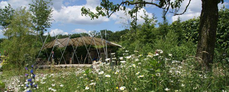 paviljoen Floriade 2012 - Vis à Vis Ontwerpers