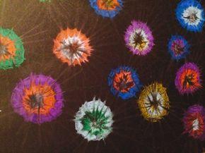Malen mit Neocolor