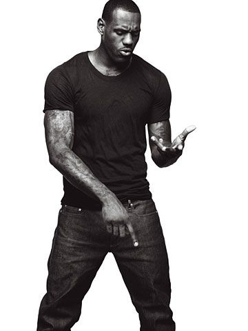 LeBron James -- #LebronJamesNBA
