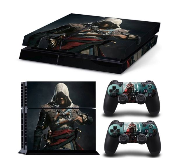 Assassin's Creed Decal Skin For Playstation PS4 Console