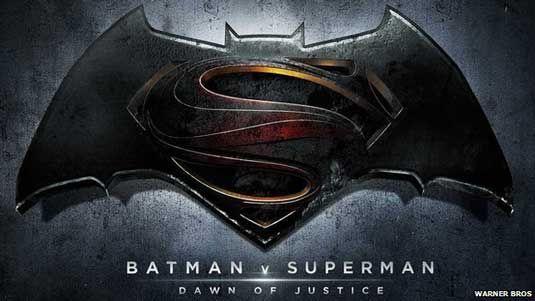 Batman vs Superman logo unveiled - Coming May 2016 | Logo design | Creative Bloq
