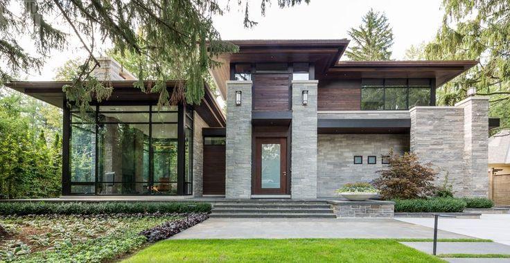 LOVE!!!  Portfolio | New Homes | The Glass Room David Small Designs