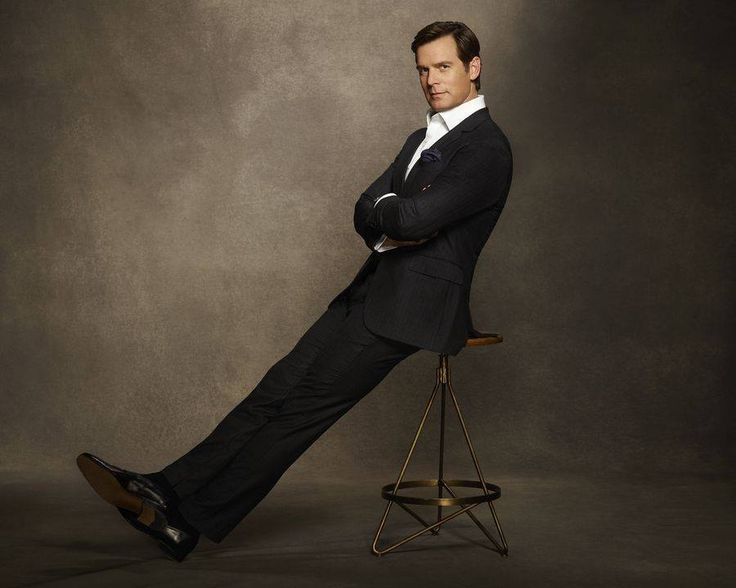 "Peter Krause as Benjamin Stone in ABC's ""The Catch"""