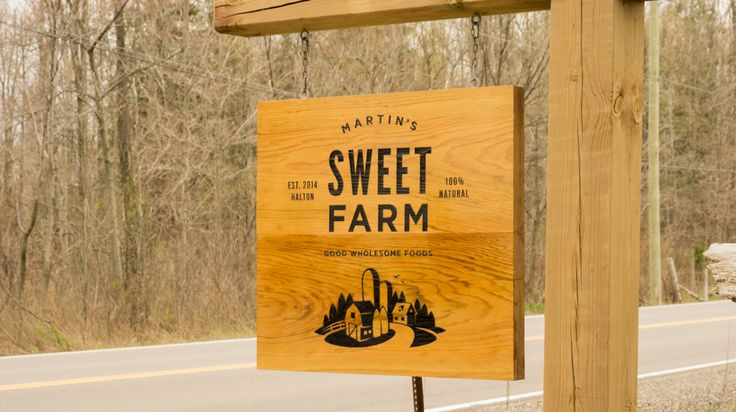 Martin's Sweet Farm: Good Wholesome Foods