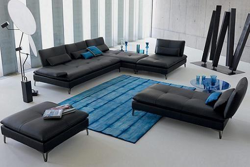 roche bobois sofas rinconeras