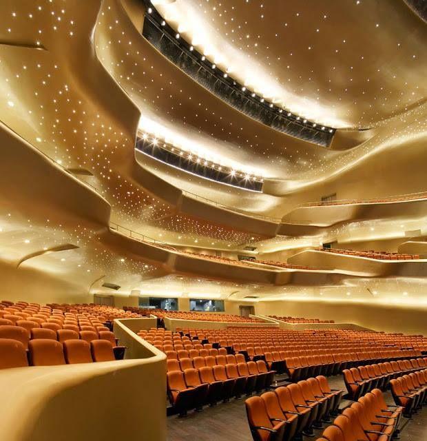 Guanzhou Opera House, China