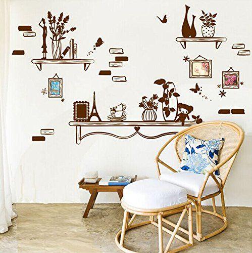 FunnyCraft Creative Romantic Vase Photo Frame Diy Wall St... https://www.amazon.com/dp/B01KZVVJ0S/ref=cm_sw_r_pi_dp_x_FXvuybJCVF8SR