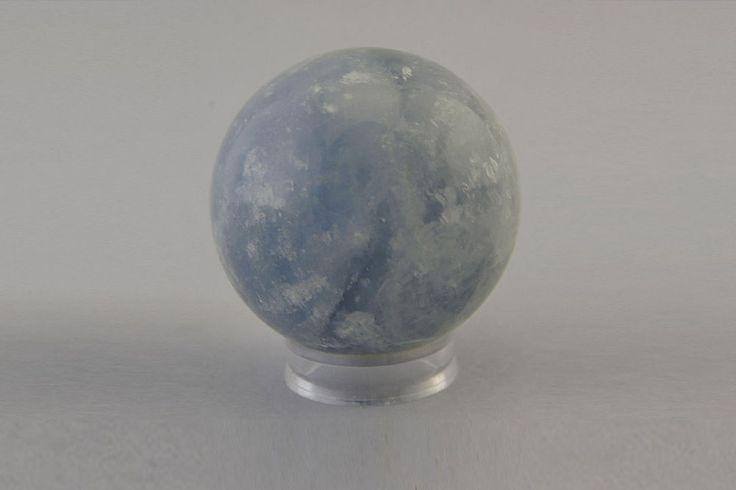Minerali °°° PREZIOSA SFERA BARITE 5,5 cm (Code: SBA43)