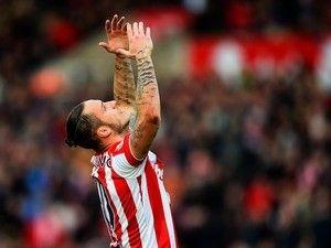 Stoke City 'turn down second bid from West Ham United for Marko Arnautovic'
