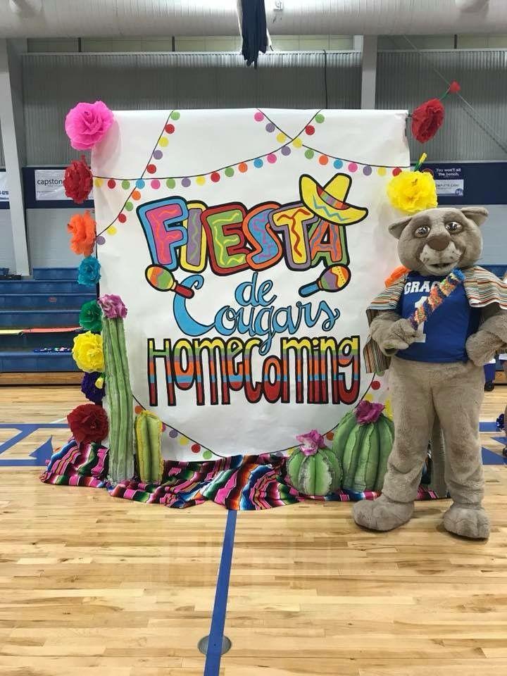 Fiesta Themed Pep Rally 10 6 17 Mascot Pep Rally Themes Rally Idea Pep Rally