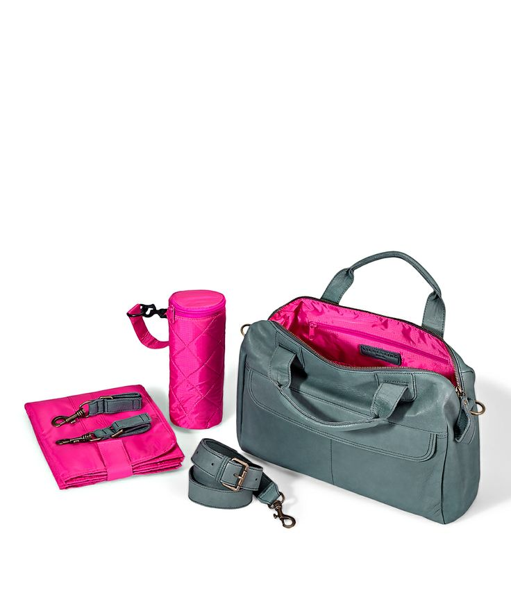 Bellybutton Lotti Leder Wickeltasche << almost worth having another baby for this fab changing bag