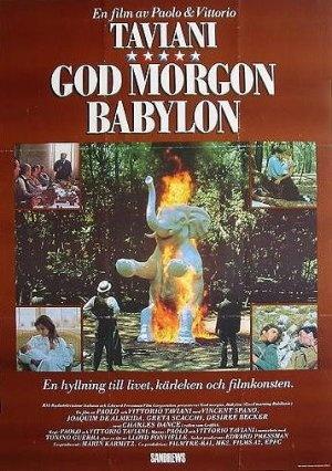 Good Morning, Babylon (1987)