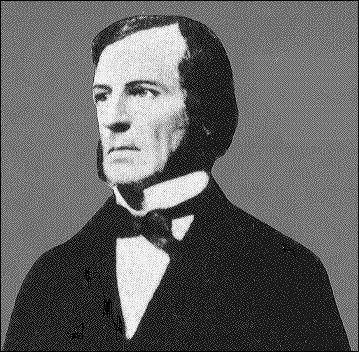 George Boole, Mathematician, father of modern logic, hence the name Boolean Logic.