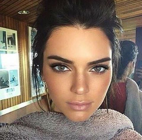 Kendall Jenner Looks Prettier Than Ever with Colored Contacts | InStyle.com
