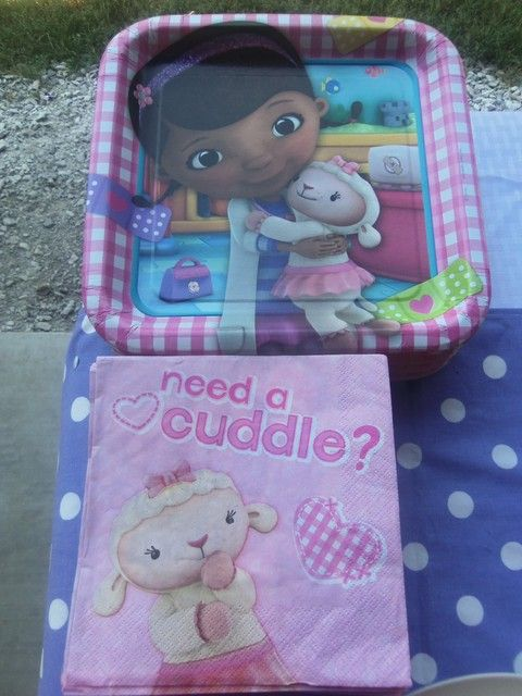 Doc McStuffins Birthday Party Ideas | Photo 5 of 49 | Catch My Party