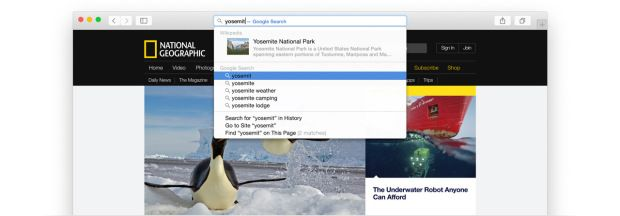 The Best Features of OS X Yosemite