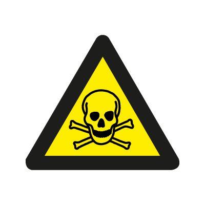Giftige stoffer symbol - Fareskilt