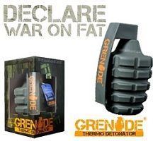 http://www.like2train.com - GRENADE Thermogenic fat burner available now at Like2Train.com!