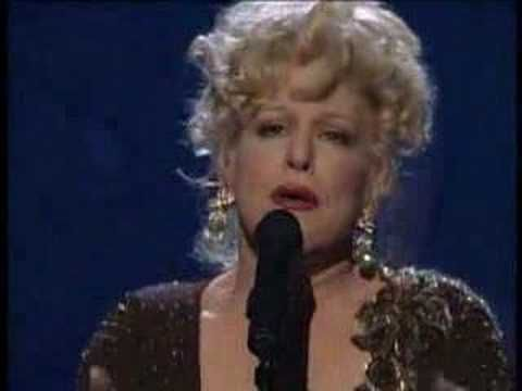 Bette Midler singing Stay With Me...  One of my favorite songs EVER! Got to see her sing this live in concert in VEGAS!