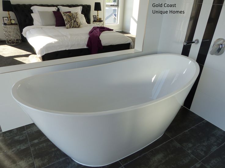 Aspire Display Home Open 10am to 4pm Daily. 17 Elvire St Ormeau Ridge 4208 http://www.goldcoastuniquehomes.com.au #luxuryhome #goldcoastbuilder #bath