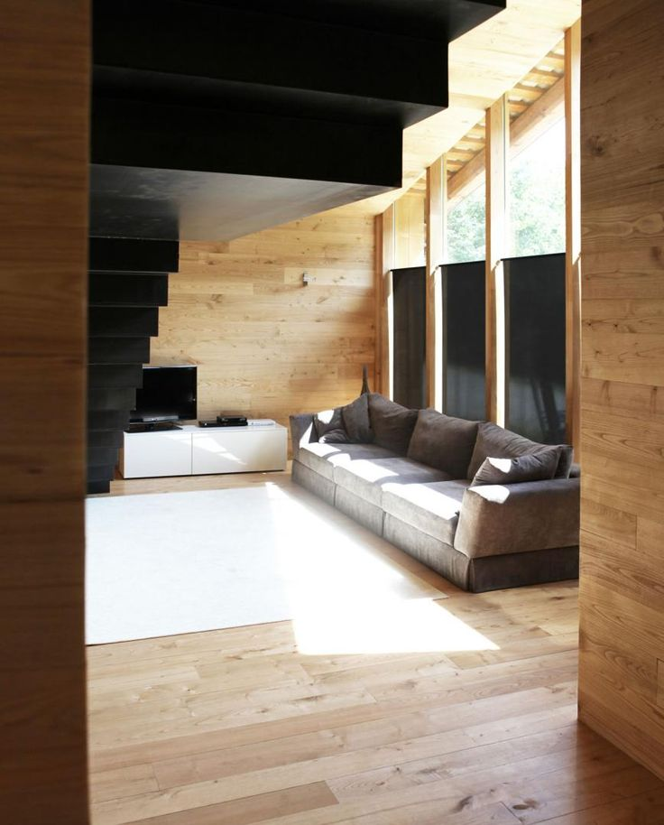 17 migliori idee su tetto piano su pinterest case for Piani di casa di montagna con seminterrato sciopero
