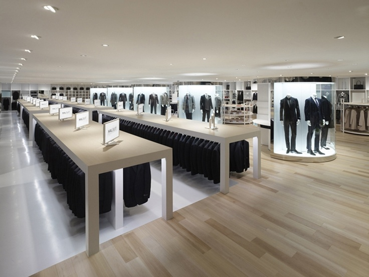 147 best STORE OF THE FUTURE images on Pinterest | Retail displays ...