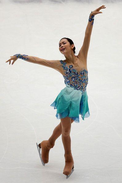 216 best images about Blue Figure Skating / Ice Skating Dresses ...