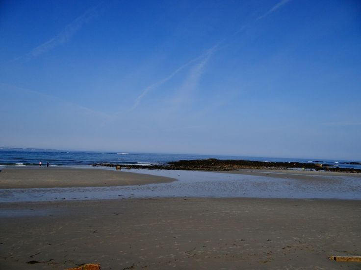 #Wells et sa #plage bretonne dans le #Maine (#USA) tout près de #Portland. New article