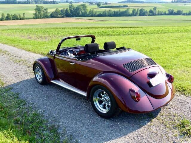 VW - Custom Roadster