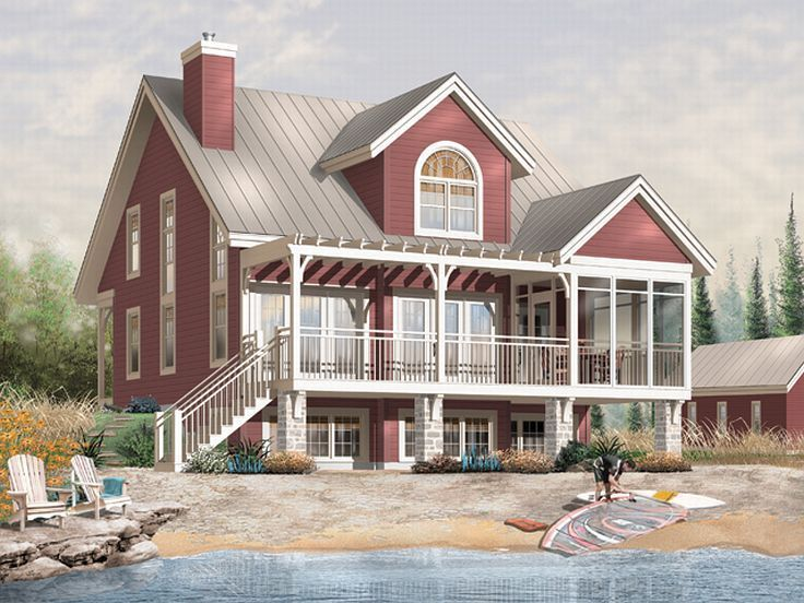 731 best Cabin Ideas images on Pinterest Drainage solutions
