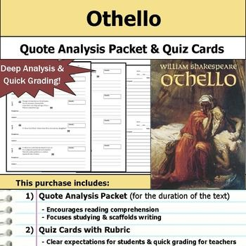 the interpretation of act two in othello by william shakespeare William shakespeare writing styles in othello william shakespeare this study guide consists of approximately 158 pages of chapter summaries, quotes, character analysis, themes, and more - everything you need to sharpen your knowledge of othello.