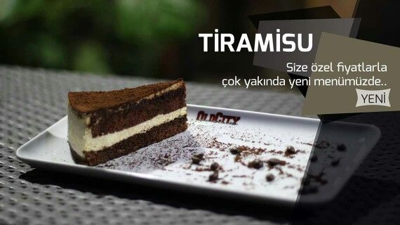 Tiramisu | OldCity Cafe & Bistro