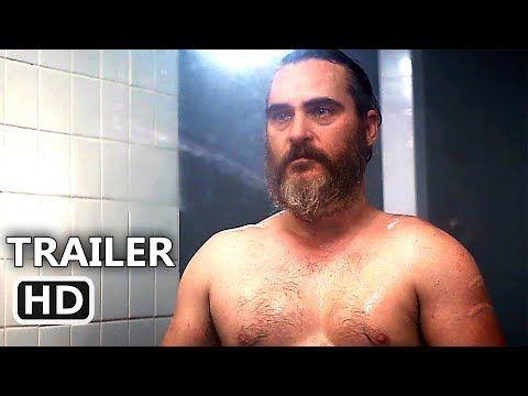 YOU WERE NEVER REALLY HERE International Trailer (2017) Joaquin Phoenix Movie HD - YouTube