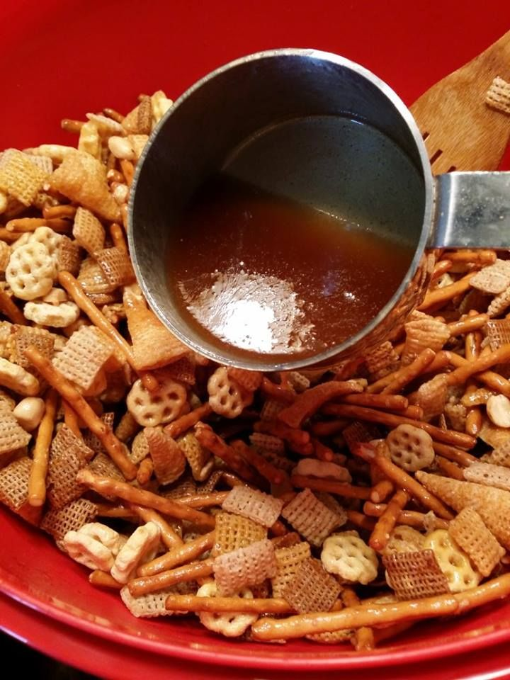 FURIKAKE PARTY MIX, has an Asian Hawaiian twist to the famous original Chex party mix. Once you start eating them, you can't stop. Furikaki, is a dry Japanese condiment usually sprinkled over rice...