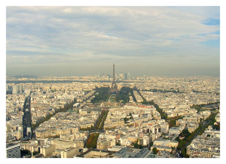 Tour Montparnasse - Paris