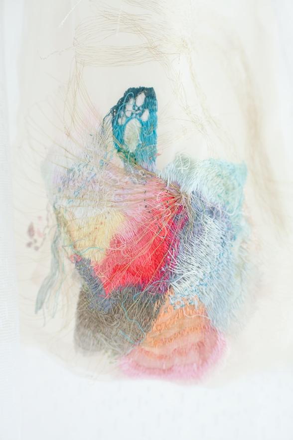 Lovely Threads, by Yumiko Arimoto