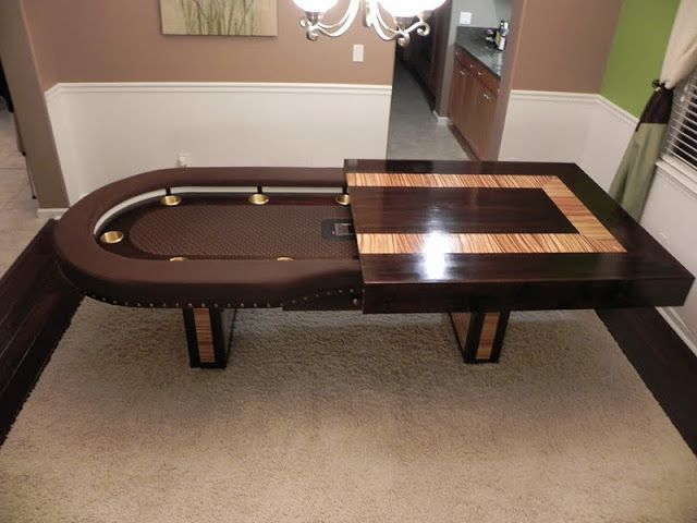 7 best Poker Table images on Pinterest | Poker table, Poker chips ...