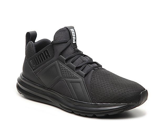 Men Enzo Sneaker Men's Black   Sneakers, Slip on sneakers