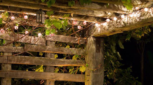 pergola lighting garden lighting outdoor lighting lighting ideas