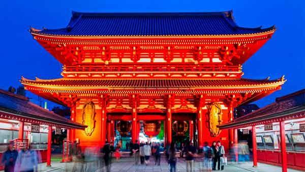 Ofertas vacaciones Tokyo