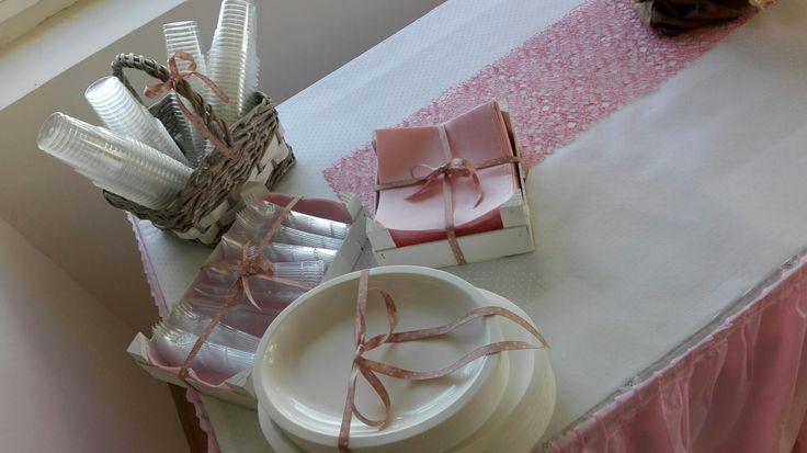 #stile #decorazioni #allestimenti #events #festeprivate #battesimo #rosarosa www.pbanchetti.it