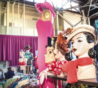 Alameda point vintage fashion fair 24