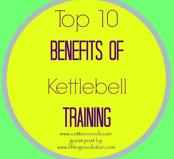 benefits of Kettlebell training via @lccotter