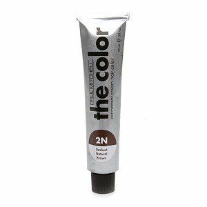 Paul Mitchell Hair Color The Color - 2N. Paul Mitchell Hair Color The Color - 2N.